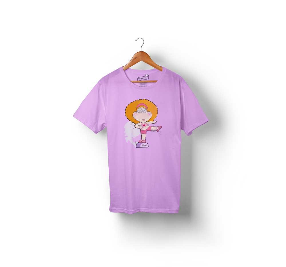T-Shirt-donna-Mockup